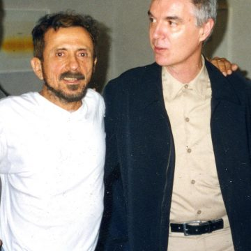 Tom Zé e David Byrne